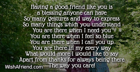Having A Friend Like You Quotes Archidev