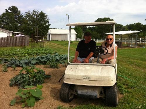 grandpa's garden by unglaubliche caitlin
