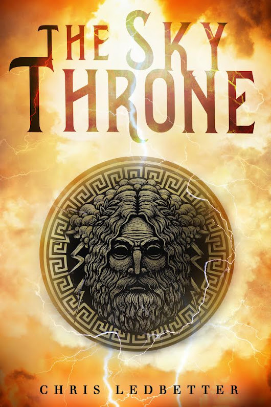 Book Launch: The Sky Throne by Christopher Ledbetter