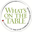 Join us at What's on the Table