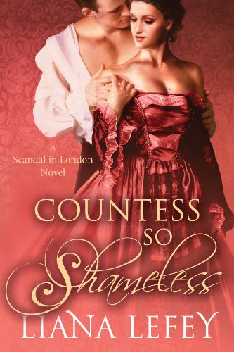 Countess So Shameless (Scandal in London) by Liana LeFey