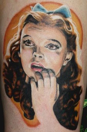 Wizard Tattoos on Tattoo Inspiration   Worlds Best Tattoos  Wizard Of Oz Tattoo
