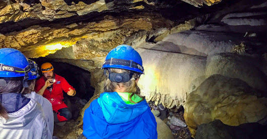 The Ultimate Underground Eco-Tour - Caving!