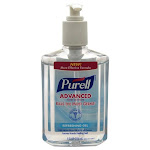 Purell Hand Sanitizer, Instant - 8 fl oz