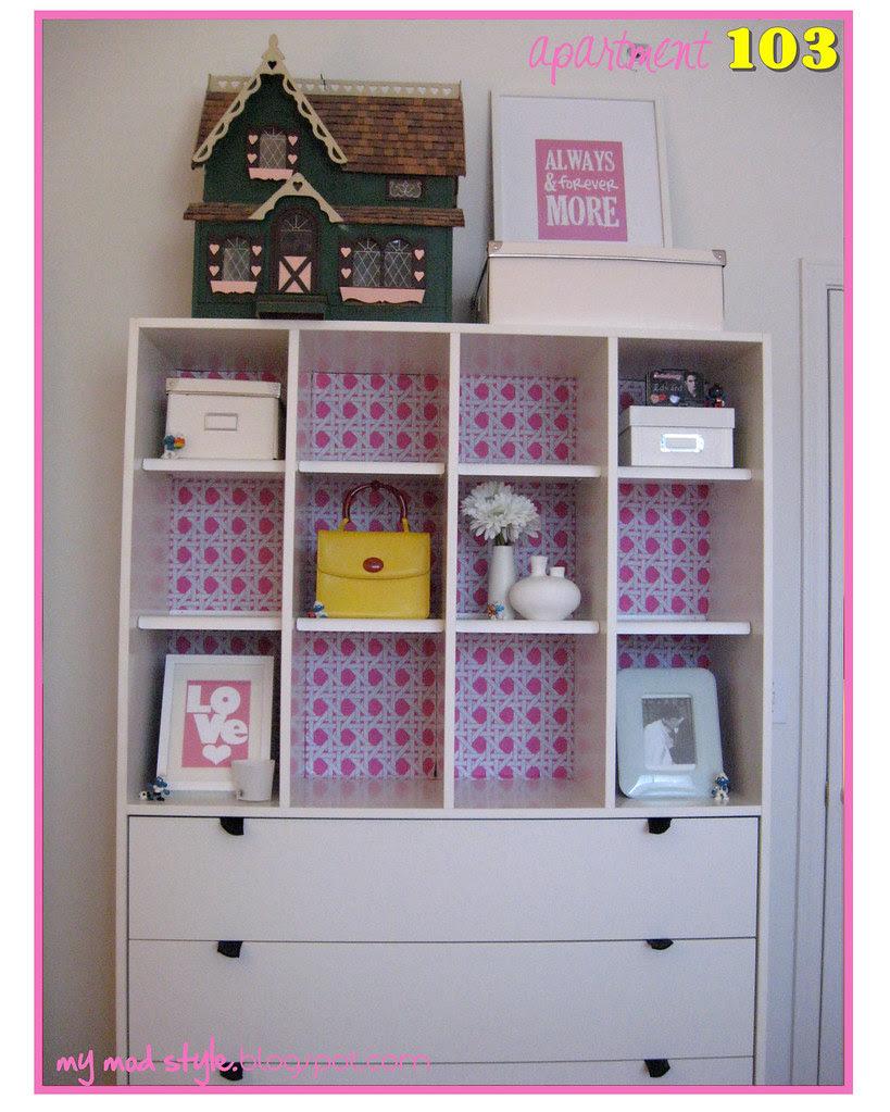 apartment103 bedroom dresser