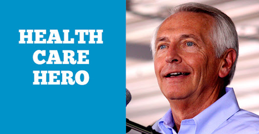 Health Care Hero: Kentucky Governor Steve Beshear