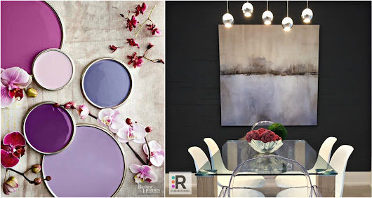 A Fundamental Part of Home Staging: A Splash of Color | REDESIGN4MORE Inc. | Toronto Home Staging Services