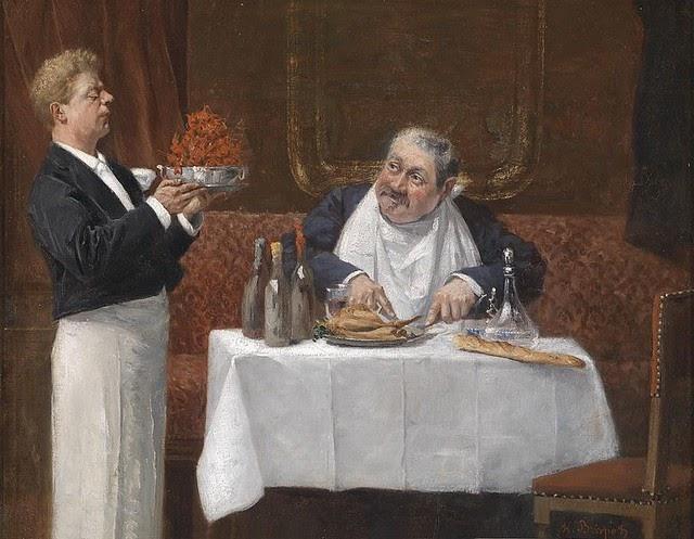 Síndrome de Gourmand: locos por la comida