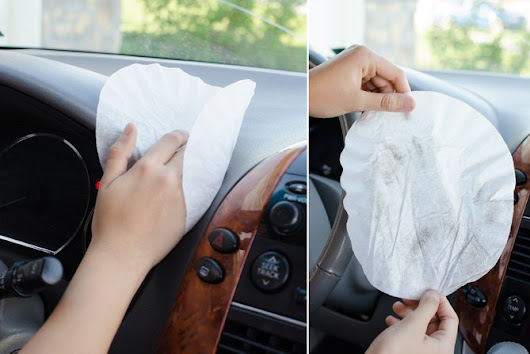 8 Cleaning Hacks For Your Car Automobile Detailing