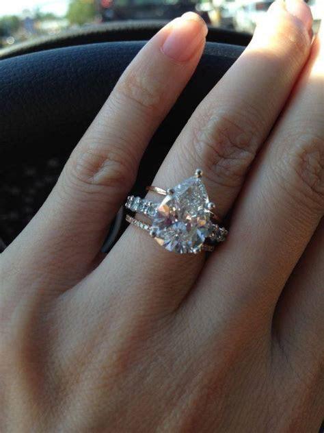 Stylish Eve Diamond Gold Shaped Wedding Rings 2014 15