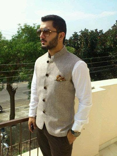 Nehru Jackets with Western Wear   Indian Men Clothing in