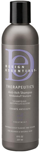 Design Essentials Therapeutics Rx Anti Itch Shampoo Sheldeez Hair