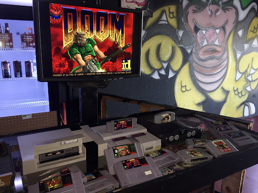 Another Castle: Classic video games on tap at new craft-beer bar