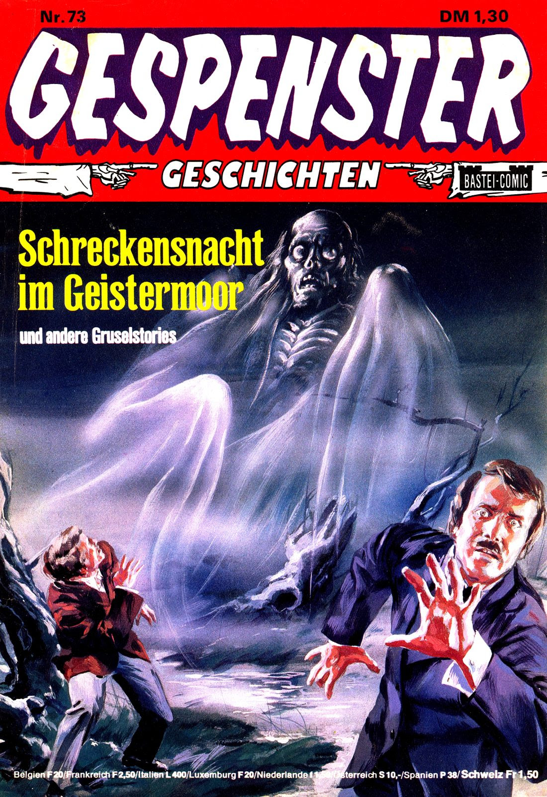 Gespenster Geschichten - 73
