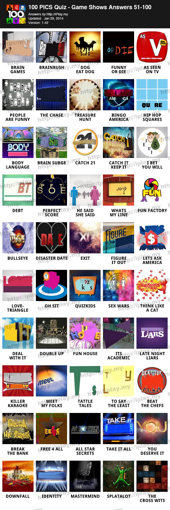 100 Pics Logos Answers 51 100 : logos, answers, Logos