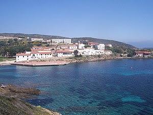 Cala d'Oliva - Landscape