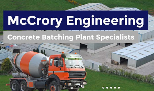 Welcome to our new client McCrory Engineering - Shining Light