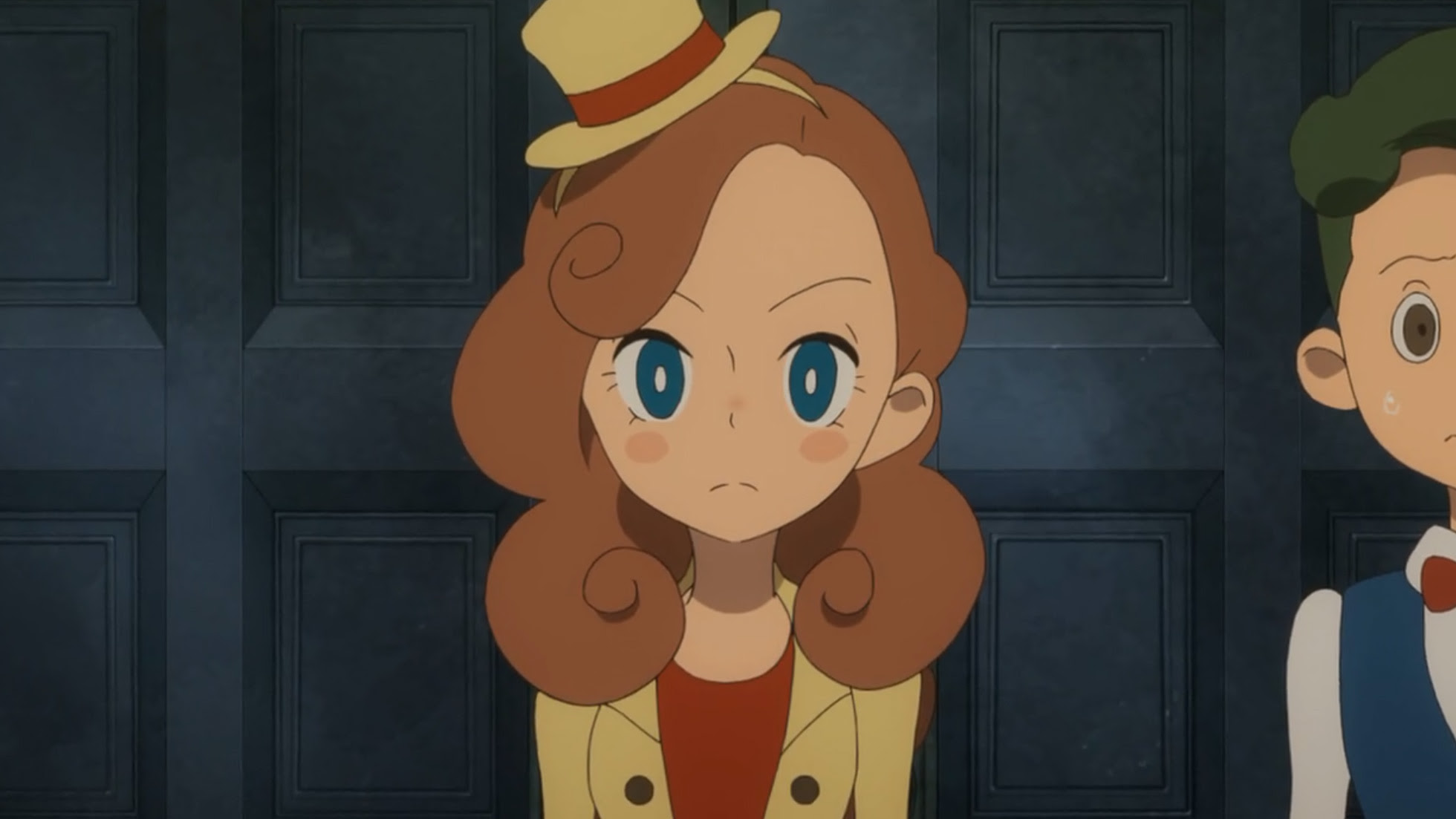 Review: Layton's Mystery Journey: Katrielle and the Millionaires' Conspiracy screenshot