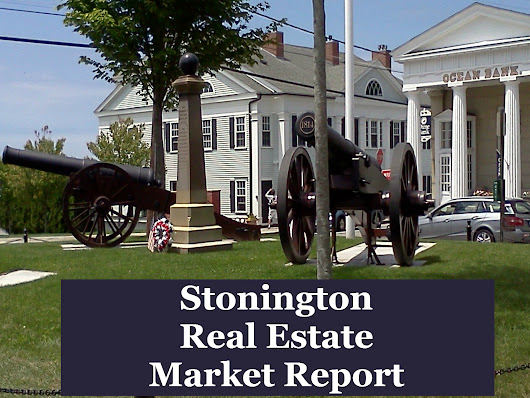 Stonington Real Estate Market Report March 2017 from Bridget Morrissey