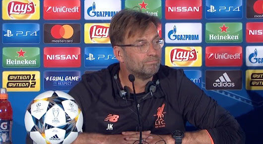 Final countdown: Klopp: 'I'll take the heat. The players have nothing to lose.'