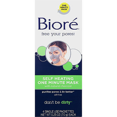 Image result for biore charcoal mask