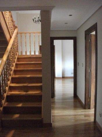 Casas de madera prefabricadas escalera molinero for Casas prefabricadas de madera leroy merlin