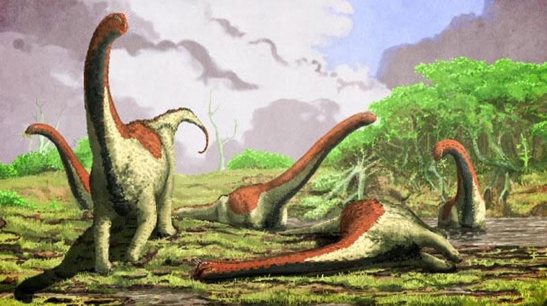 Tanzanyada Yeni Dinozor Türü Keşfedildi Al Jazeera Turk