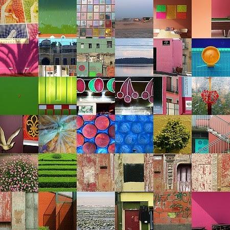 A ZA VISUAL-DRIVEN: 顏色詞語都熟悉 顏色詞的搭配你知道意思嗎?