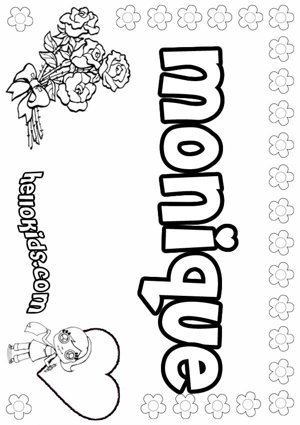 kacang polong kecil: letter m coloring pages