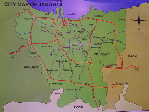 maps.google.com jakarta