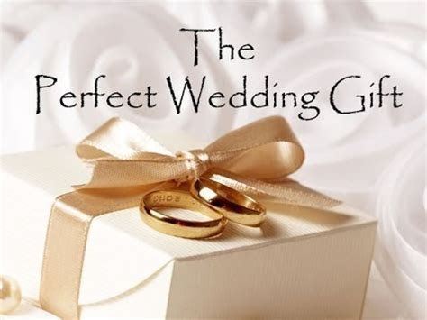 The Perfect Wedding Gift   YouTube