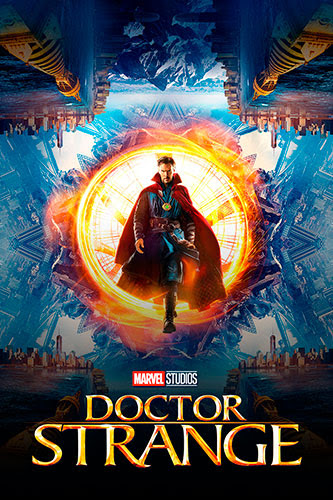movie poster of Doctor Strange