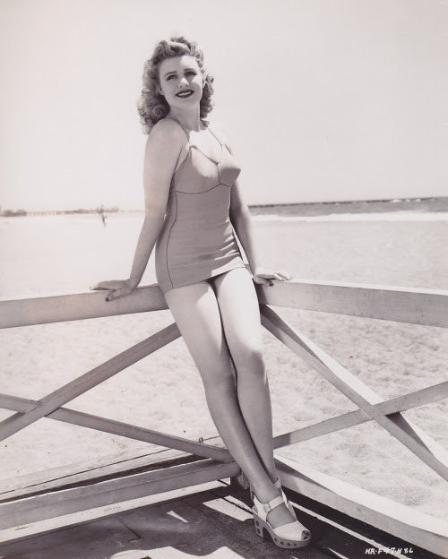 Marjorie Woodworth, 1942