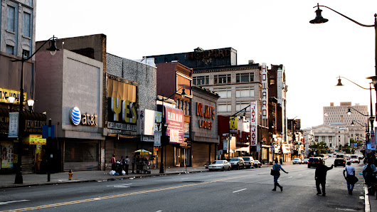 In Newark, Reversing 40 Years Of Neighborhood Neglect