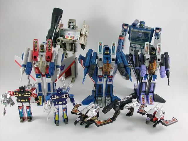 Transformers Decepticons 1984