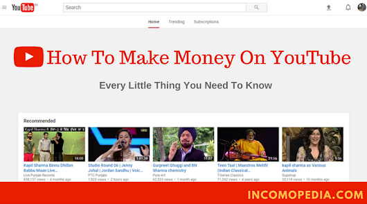 How to Make Money on YouTube | Everything You Need to Know