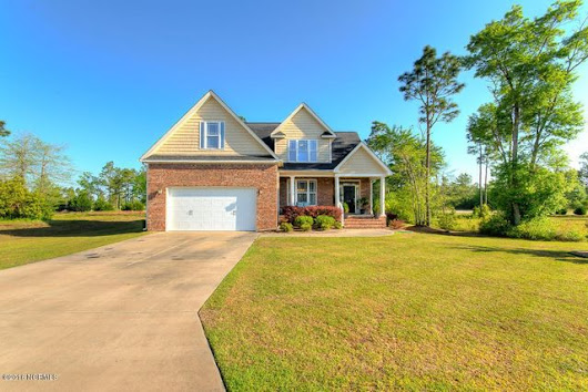 Home For Sale  416 Meadowland Cir Jacksonville, NC 28540