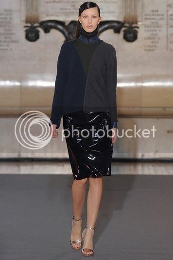 Cédric Charlier fall winter 2012/13 runway show