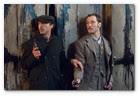 """:: Pulse para Ampliar :: Fotograma de la película """"Sherlock Holmes"""" que se estrenará en España el 15 de Enero de 2010"""