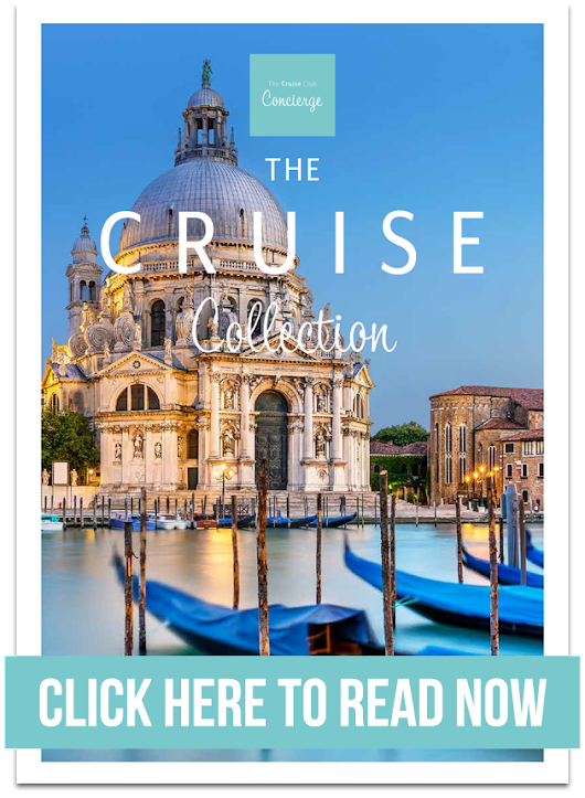 Consumer E-shot: The Cruise Collection Magazine