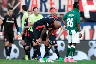 San Lorenzo igualó con Banfield y se bajó de la punta del torneo