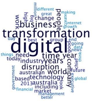 Gartner, IDC dan Forrester tentang Digital Transformation