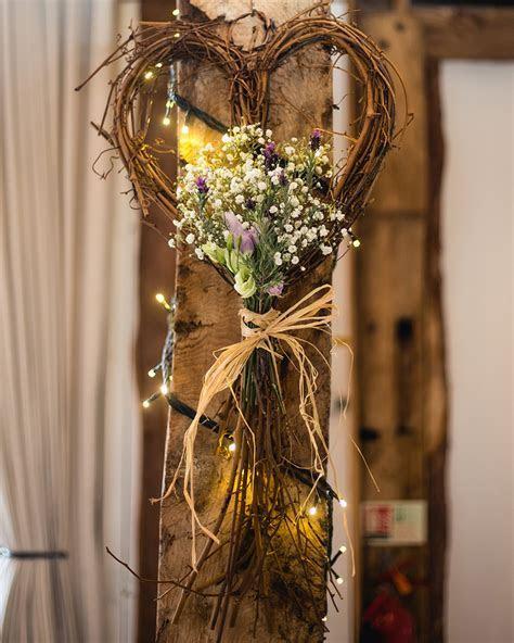 Romantically Rustic Wedding Ideas   Wedding Decorations by