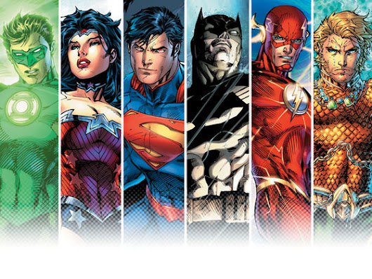 Which DC Superhero Are You?