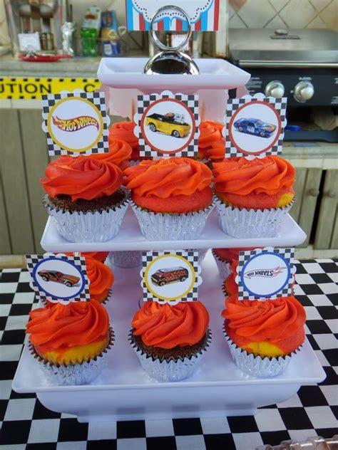 Hot Wheels Birthday Party Ideas   Photo 10 of 28   Catch