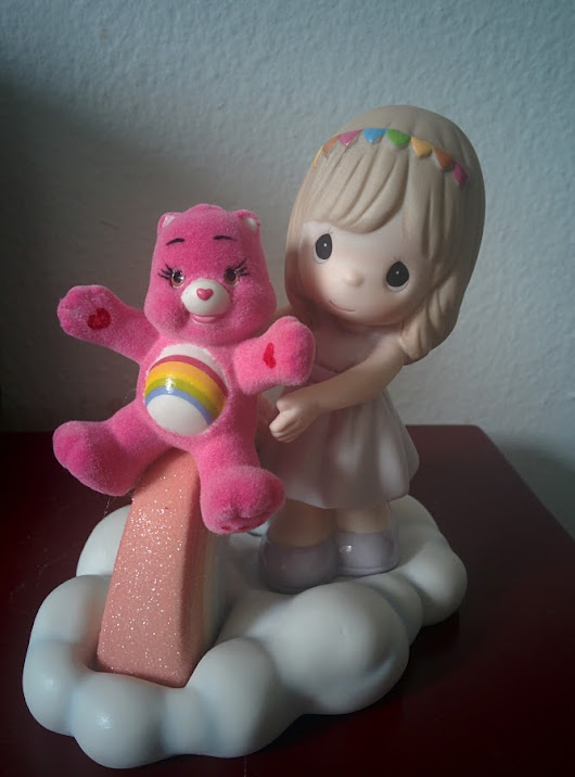 Precious Moments – You Fill My Heart with Cheer figurine {Review} » Connected2Christ