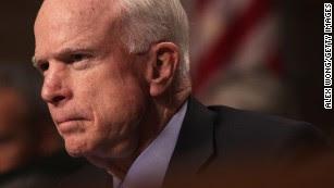 The dramatic return of John McCain