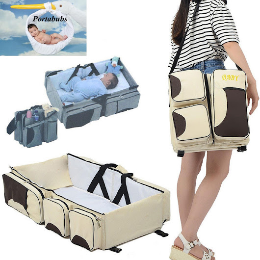 Portable Baby Products For Travelling Mums and Bubs Newborns Infants