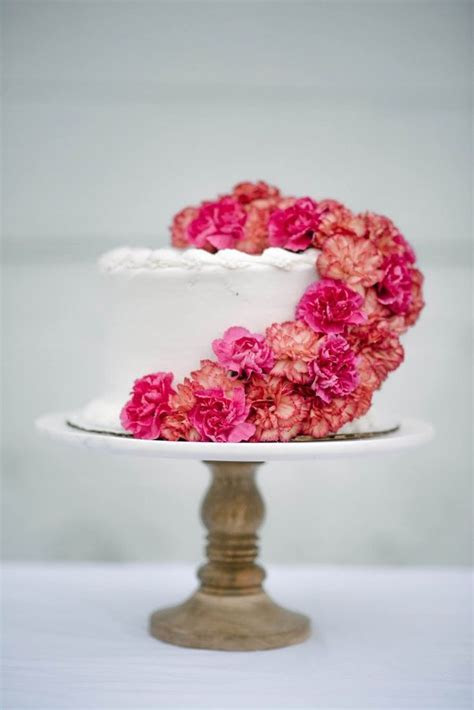 Fresh Floral Cake Topper Pictures, Photos, and Images for