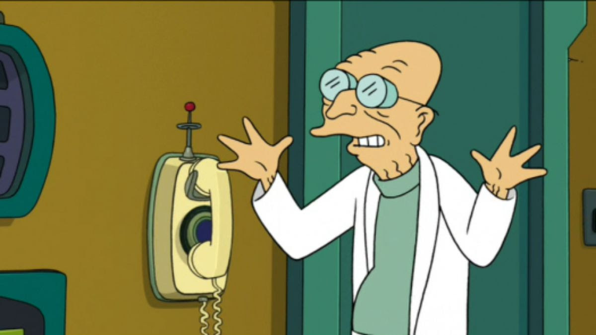 Watch real life 'scientists' battle in the new Futurama: Worlds of Tomorrow trailer screenshot